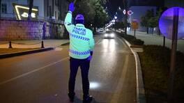 Hafta sonu uygulanacak sokağa çıkma kısıtlaması başladı   Video