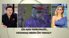 Vatandaş, Çin aşısına karşı neden tedirgin? İşte Detaylar!