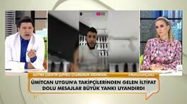 Ümitcan Uygun'dan skandal yayın!