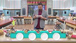 Onur Büyüktopçu, Gelinim Mutfakta'nın 599. Bölümünde en yüksek puanı kime verdi?