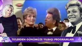 70'lerden günümüze unutulmaz yılbaşı programları