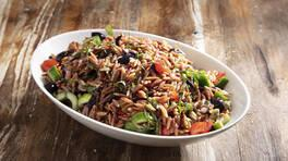 Arda'nın Mutfağı - Arpa Şehriye Salatası Tarifi - Arpa Şehriye Salatası Nasıl Yapılır?