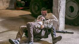 Mesut, Servan'ın işini bitirdi!