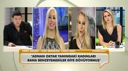Eski manken Ebru Şimşek, Adnan Oktar suç örgütü hakkında konuştu!