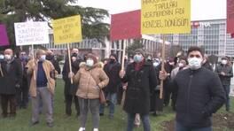 İBB'ye kentsel dönüşüm tepkisi | Video