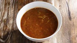Arda'nın Mutfağı - Börülceli Erişte Çorbası Tarifi - Börülceli Erişte Çorbası Nasıl Yapılır?