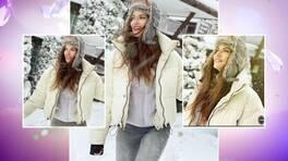 Ünlülerin kar fotoğrafları!
