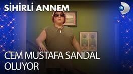 Cem Mustafa Sandal oluyor