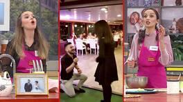 Esin'in aldığı evlilik teklifi ve gelinliği olay oldu!
