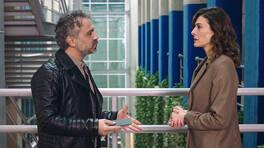 İpek, Mahir'i hastaneden kovdu!