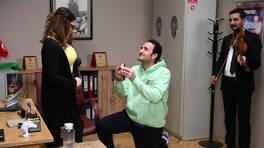 4. Bölüm - Kalp hırsızı Ayfer'e evlilik teklifi!