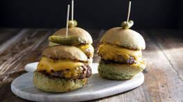 Arda'nın Mutfağı - Yeşil Cheeseburger Tarifi - Yeşil Cheeseburger Nasıl Yapılır?