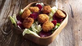 Arda'nın Mutfağı - Çıtır Keçi Peynirli ve Pancarlı Salata Tarifi - Çıtır Keçi Peynirli ve Pancarlı Salata Nasıl Yapılır?