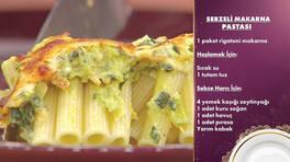 Gelinim Mutfakta - Sebzeli Makarna Pastası Tarifi