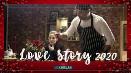 Geçtiğimiz yıl (2020) Arka Sokaklar'da sevgililer günü nasıl geçti?