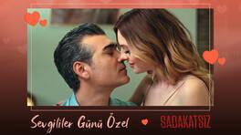 Sevgililer Günü Özel - Derin ve Volkan'ın şehvet dolu aşkları!