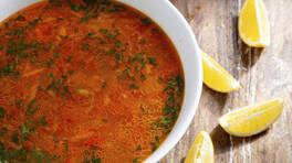 Arda'nın Mutfağı - Zencefilli Şehriyeli Domates Çorbası Tarifi - Zencefilli Şehriyeli Domates Çorbası Nasıl Yapılır?