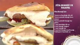 Gelinim Mutfakta - Pita Ekmeğinde Falafel Tarifi