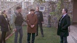 Kirli polis öttü, Servet Amca yakalandı!