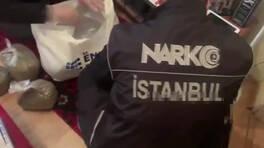 İstanbul'da uyuşturucu operasyonu: 17 gözaltı