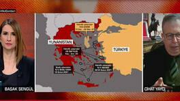 Yunanistan jet taciziyle neyi amaçlıyor? Emekli Tümamiral Cihat Yaycı olan biteni anlattı