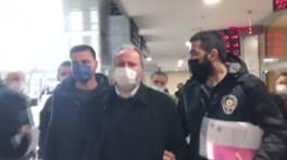 Mert Yaşar Cumhurbaşkanı'na hakaretten tutuklandı