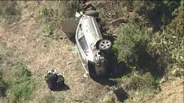 Son dakika haberi: Tiger Woods trafik kazası geçirdi