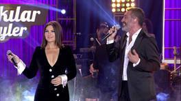 Hakan Altun ve Sibel Can'dan müthiş ''Bir Telefon'' performansı!