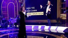 """Sibel Can'dan """"Nilüfer"""" performansı!"""