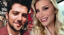 İrem Derici, aşkı oyuncu Emre Aslan'da buldu!