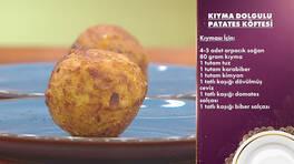 Gelinim Mutfakta - Kıyma Dolgulu Patates Köftesi Tarifi