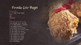Arda'nın Mutfağı - Fırında Çıtır Baget Tarifi - Fırında Çıtır Baget Nasıl Yapılır?