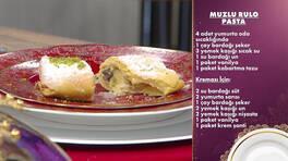 Gelinim Mutfakta - Muzlu Rulo Pasta Tarifi