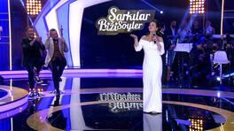 "Sibel Can'dan ""Hayat"" Performansı"