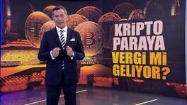 Kripto paraya vergi mi geliyor?