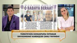 Türkiye'nin konuştuğu istismar davasındaki kardeşler canlı yayında yaşadıklarını anlattı!