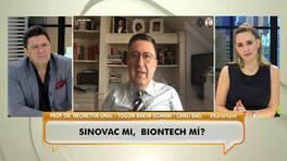 Sinovac mı Biontech mi?