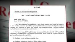 Teröristlerin Türkiye'deki mal varlıkları donduruldu
