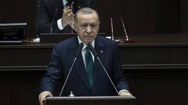 Erdoğan: Şehit pilot için Allah'tan rahmet diliyoruz