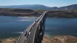 Hasankeyf-2 Köprüsü açıldı
