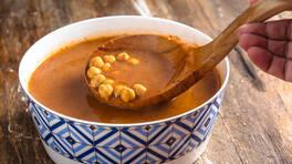 Arda'nın Ramazan Mutfağı - Nohutlu Tarhana Çorbası Tarifi - Nohutlu Tarhana Çorbası Nasıl Yapılır?