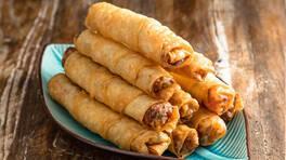 Arda'nın Ramazan Mutfağı - Pastırmalı Kalem Böreği Tarifi - Pastırmalı Kalem Böreği Nasıl Yapılır?