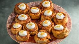Arda'nın Ramazan Mutfağı - Patatesli Rulo Köfte Tarifi - Patatesli Rulo Köfte Nasıl Yapılır?