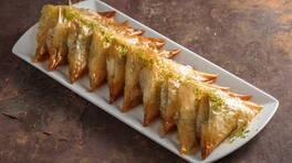 Arda'nın Ramazan Mutfağı - Muska Baklava Tarifi - Muska Baklava Nasıl Yapılır?