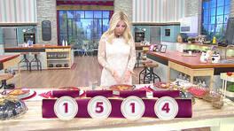 Seda Sayan, Gelinim Mutfakta'nın 695. Bölümünde en yüksek puanı kime verdi?