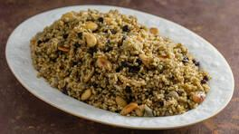 Arda'nın Ramazan Mutfağı - Kuş Üzümlü Bulgur Pilavı Tarifi - Kuş Üzümlü Bulgur Pilavı Nasıl Yapılır?