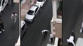 Korku dolu anlar! İstanbul'da silahlar çekildi
