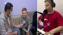 En genç fenomen Fevzi'nin ilk röportajı - ÖZEL HABER
