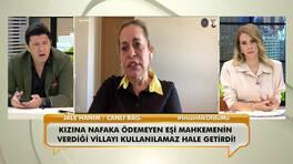İş insanı Tuncay Ç.'nin boşanma aşamasındaki eşi Jale Ç. canlı yayında yaşadıklarını anlattı!