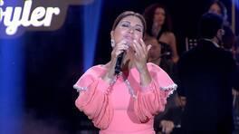"""Sibel Can'dan """"Unuttun Beni Zalim"""" Performansı"""